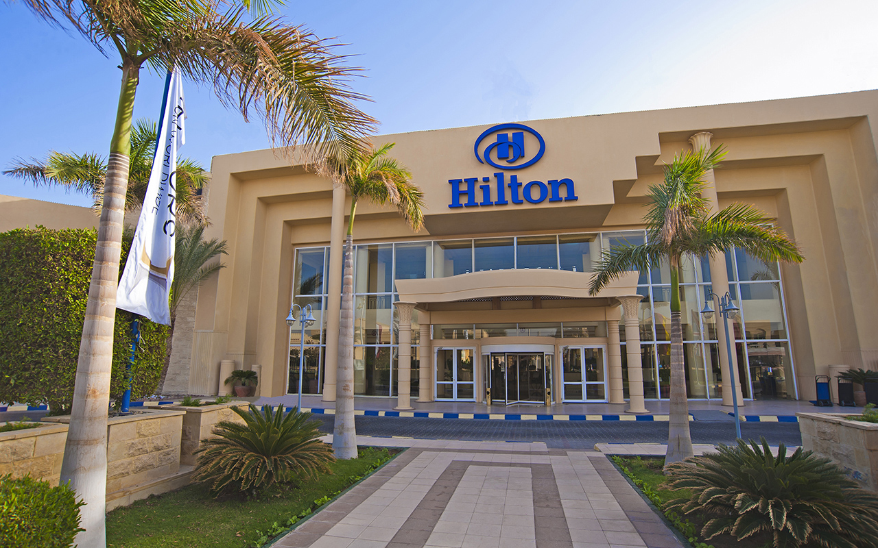 Hilton Hurghada Resort + Free Transfers
