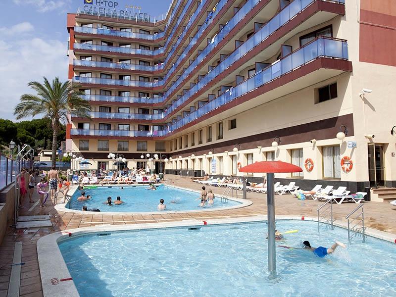 Hotel Calella Palace Costa Brava