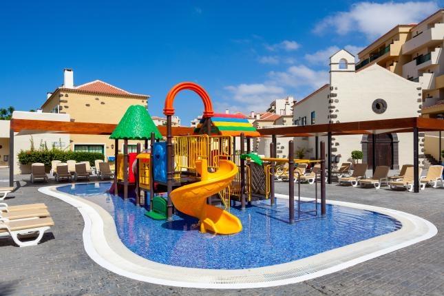 Cleopatra Hotel Tenerife Thomson