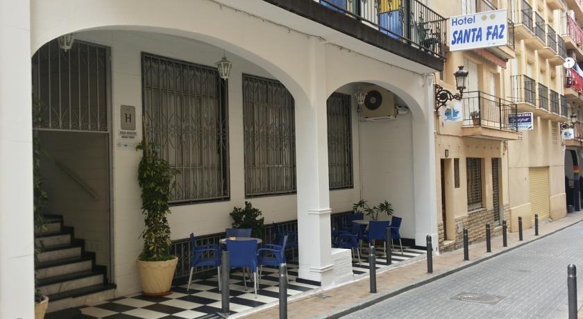 Hotel Santa Faz Benidorm