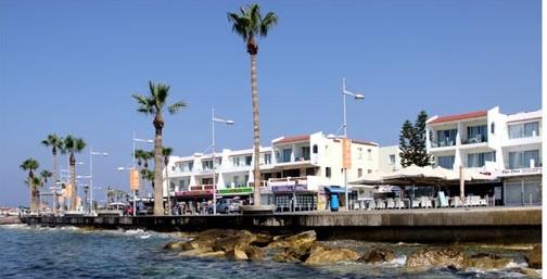 Paphinia Sea View Apartment